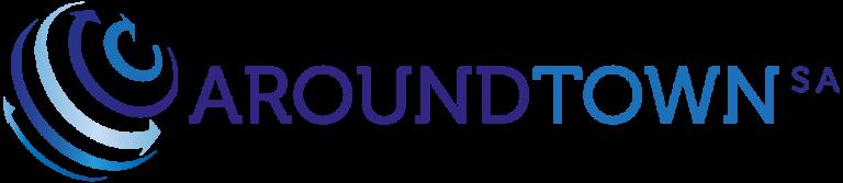 around town logo