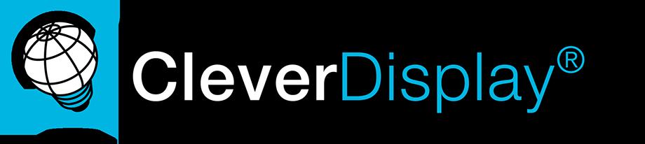 logo van CleverDisplay